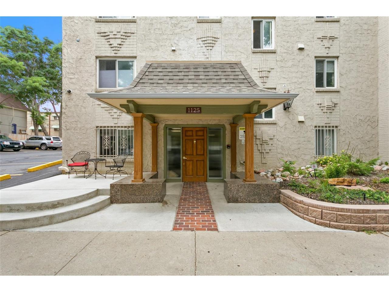 1125 Washington Street #502, Denver, CO 80203 (MLS #9837812) :: 8z Real Estate