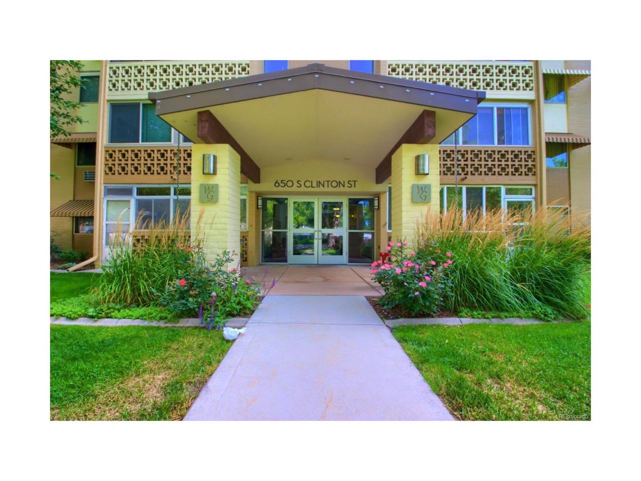 650 S Clinton Street 4C, Denver, CO 80247 (MLS #9891090) :: 8z Real Estate