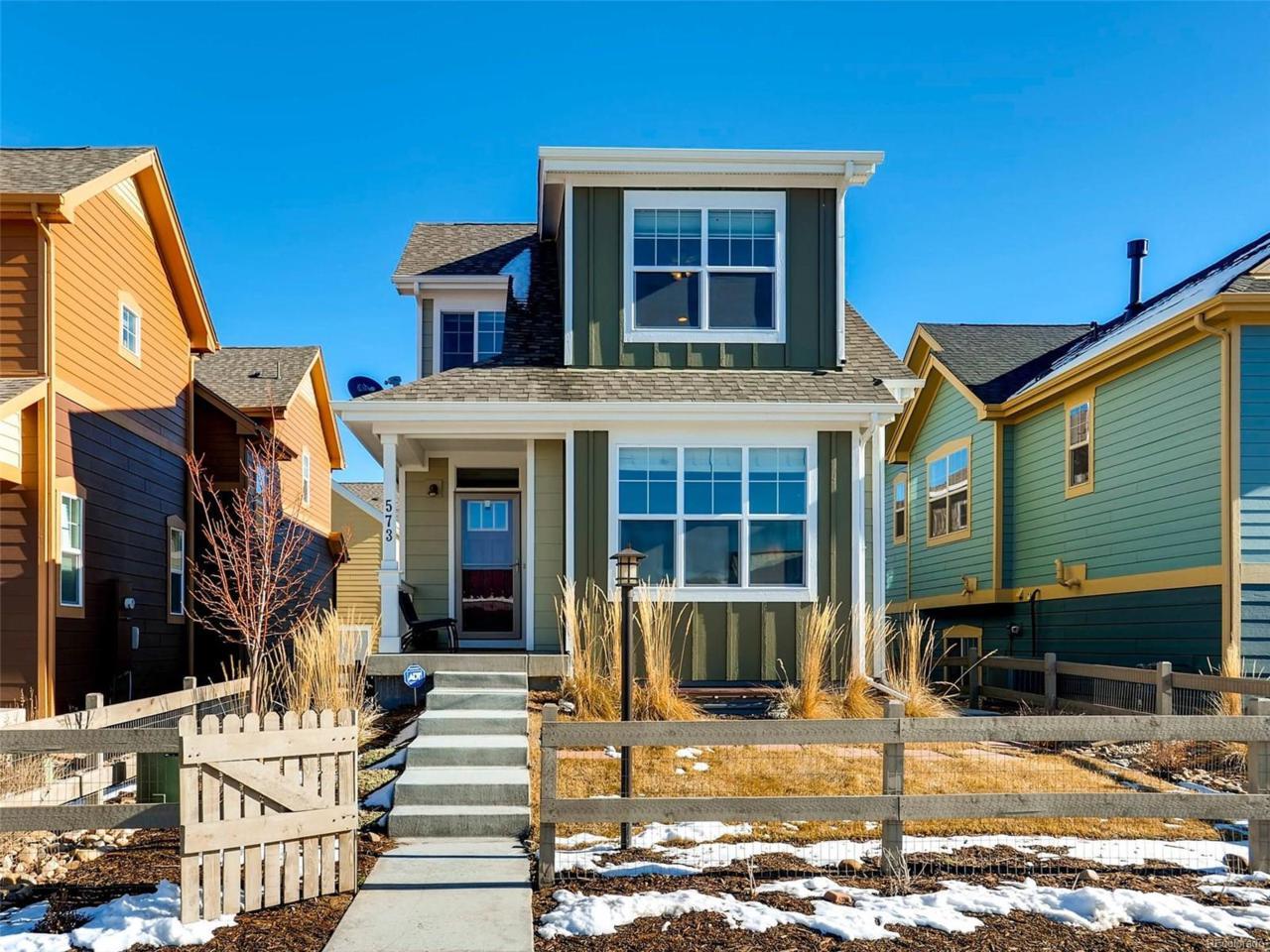 573 Hoyt Lane, Lafayette, CO 80026 (#9900438) :: The Peak Properties Group