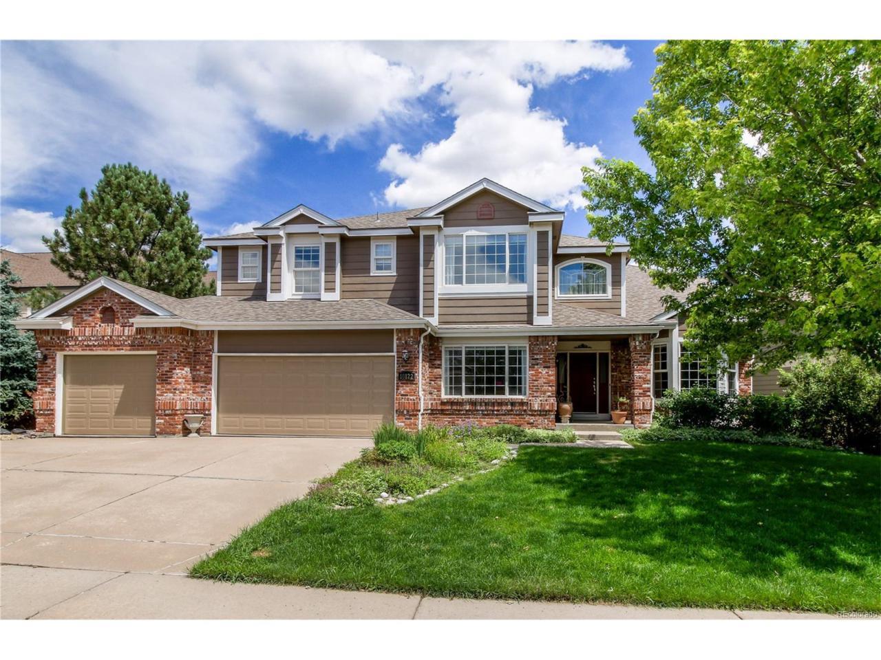10122 Brady Place, Highlands Ranch, CO 80130 (MLS #9915574) :: 8z Real Estate
