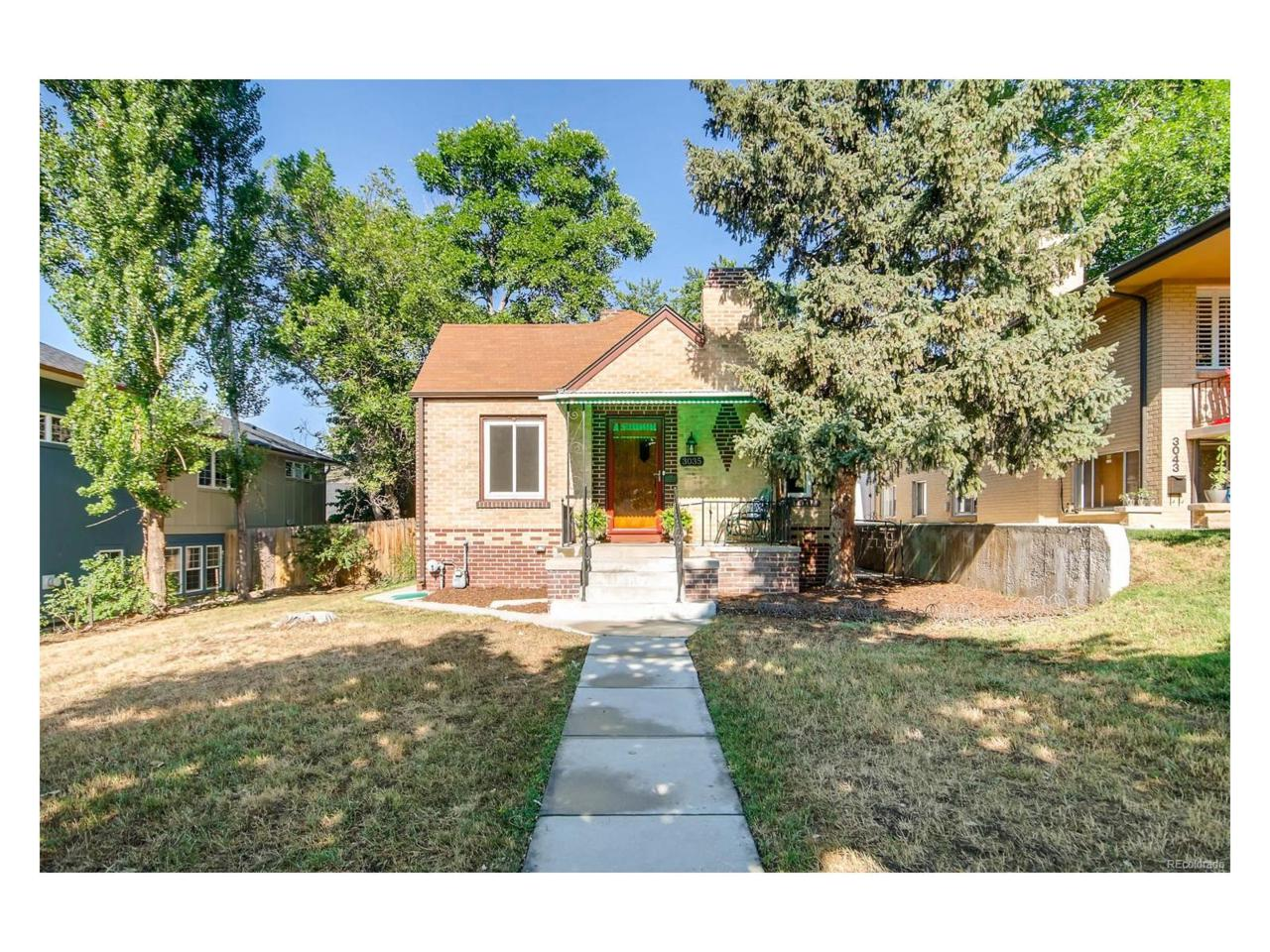 3035 Stuart Street, Denver, CO 80212 (MLS #9919260) :: 8z Real Estate
