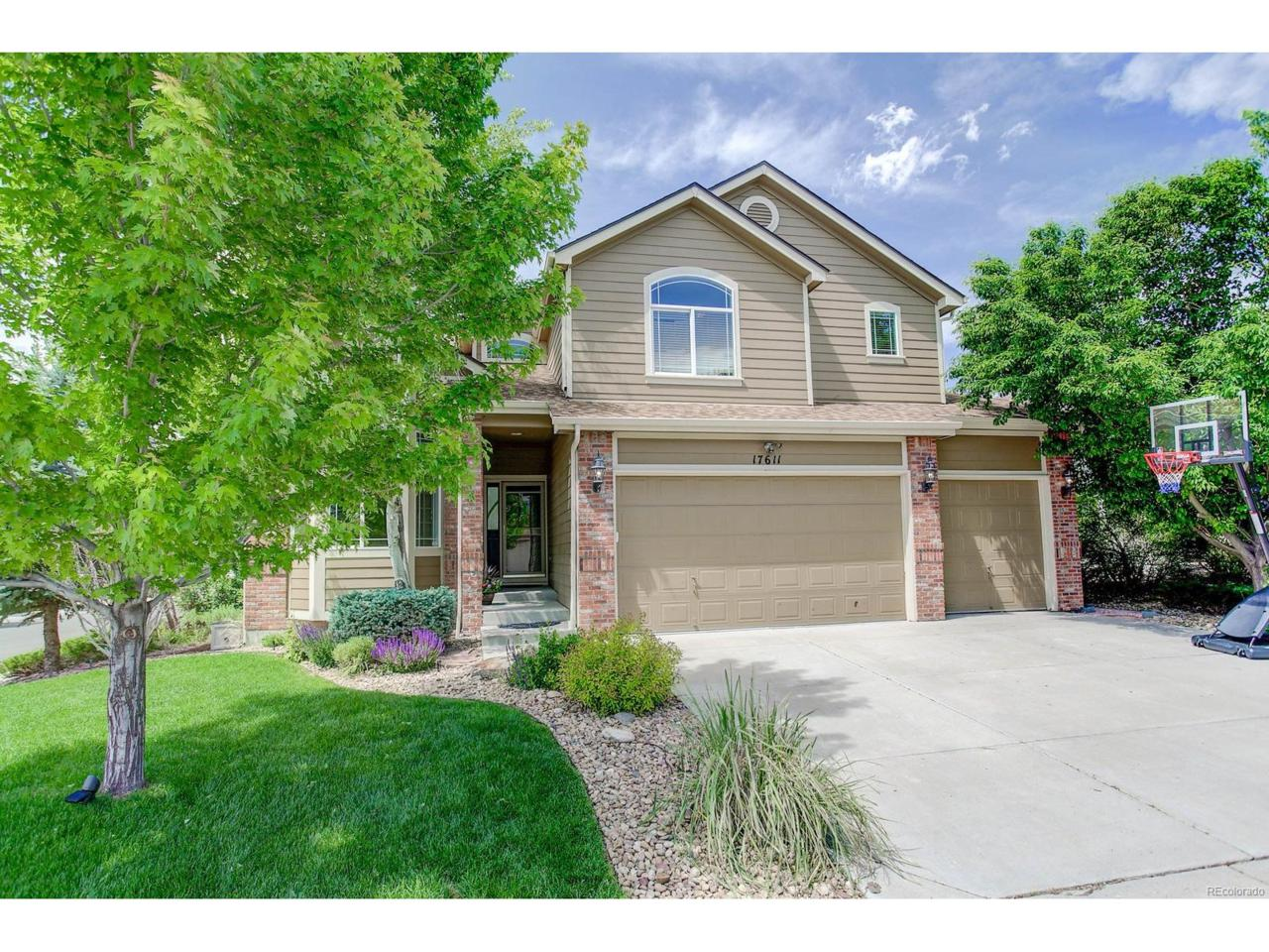 17611 E Weaver Place, Aurora, CO 80016 (MLS #9926817) :: 8z Real Estate