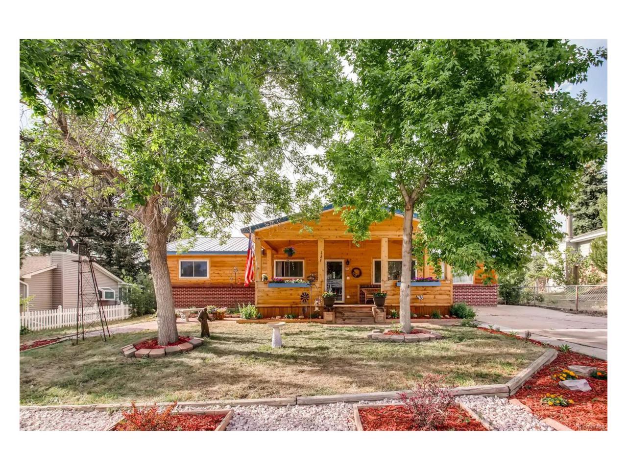 127 Ash Avenue, Castle Rock, CO 80104 (MLS #9929574) :: 8z Real Estate