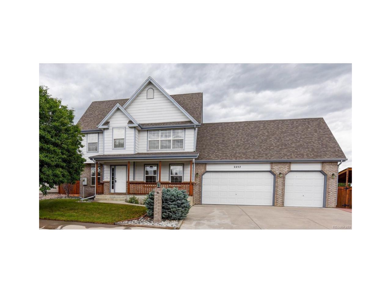2257 W 46th Street, Loveland, CO 80538 (MLS #9938334) :: 8z Real Estate