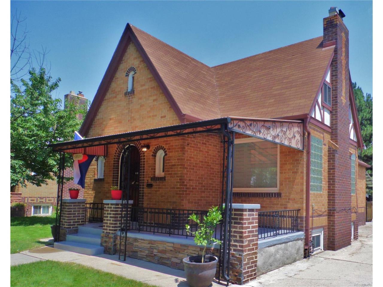 3610 Vallejo Street, Denver, CO 80211 (MLS #9945900) :: 8z Real Estate