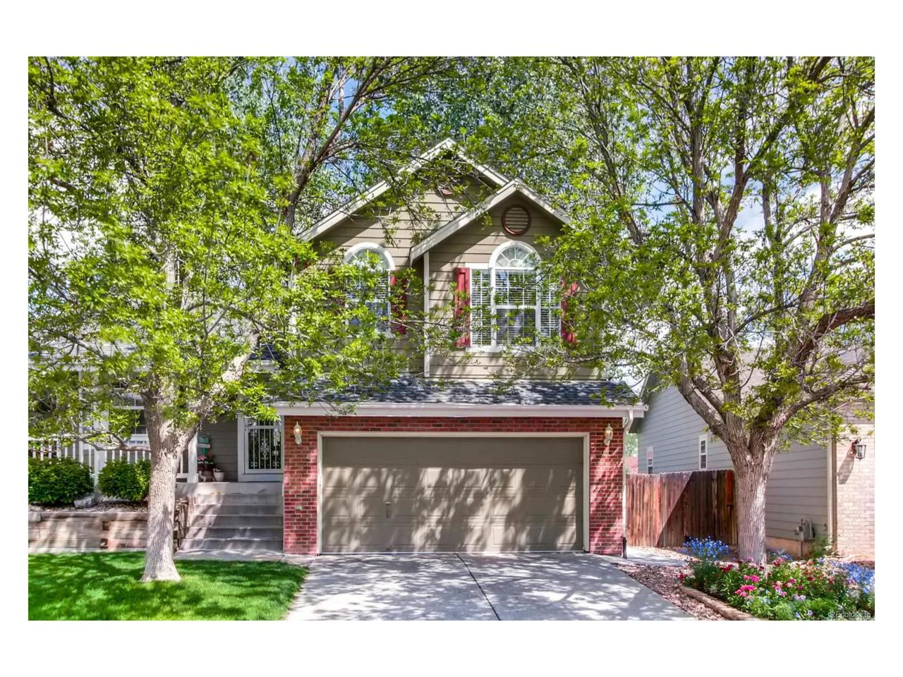13847 W 65th Drive, Arvada, CO 80004 (MLS #9945911) :: 8z Real Estate
