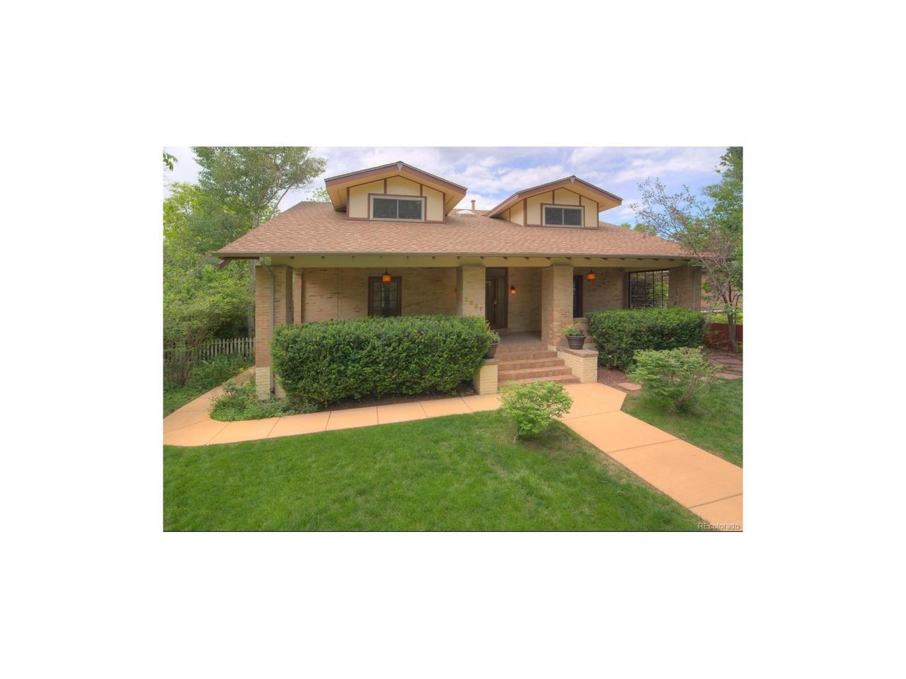 2337 S Cook Street, Denver, CO 80210 (MLS #9969326) :: 8z Real Estate
