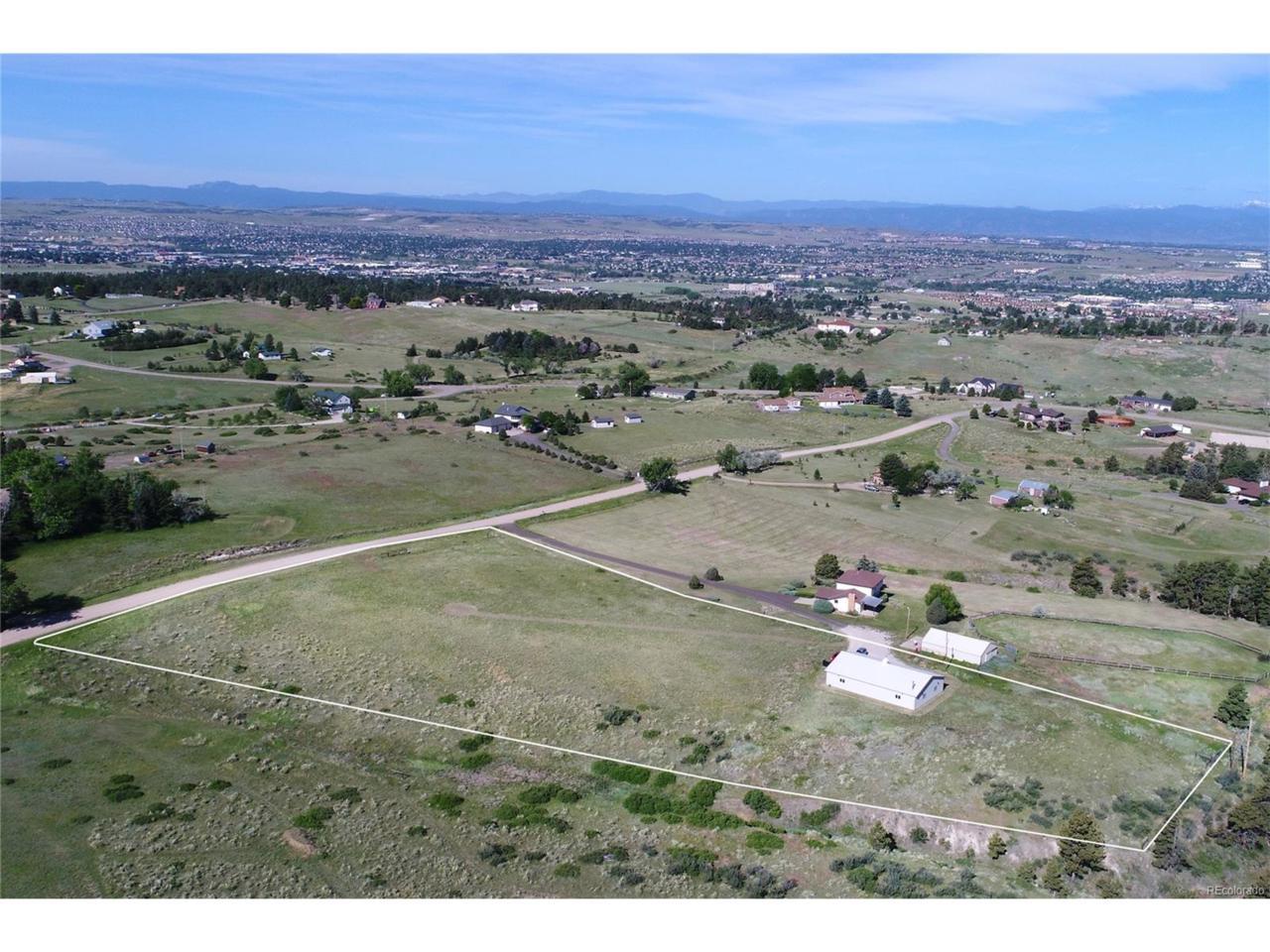 0 War Bonnet, Parker, CO 80138 (MLS #9976907) :: 8z Real Estate