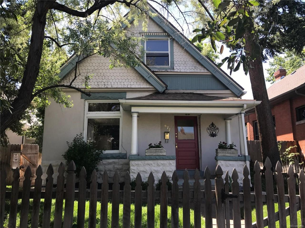 677 S Washington Street, Denver, CO 80209 (MLS #1641338) :: 8z Real Estate