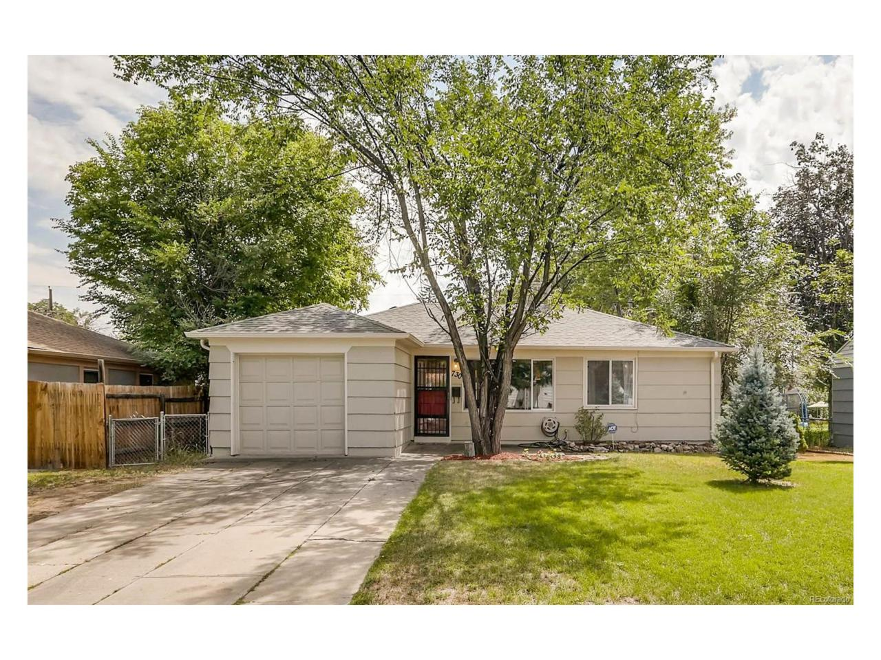 730 Hanover Street, Aurora, CO 80010 (MLS #1690836) :: 8z Real Estate