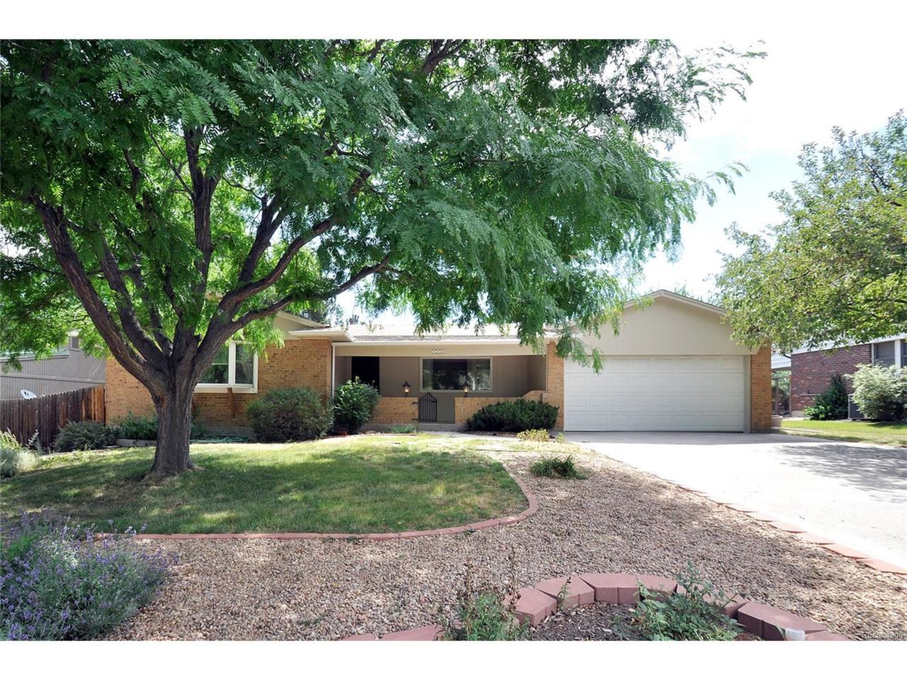 454 Flora Way, Golden, CO 80401 (MLS #1781989) :: 8z Real Estate