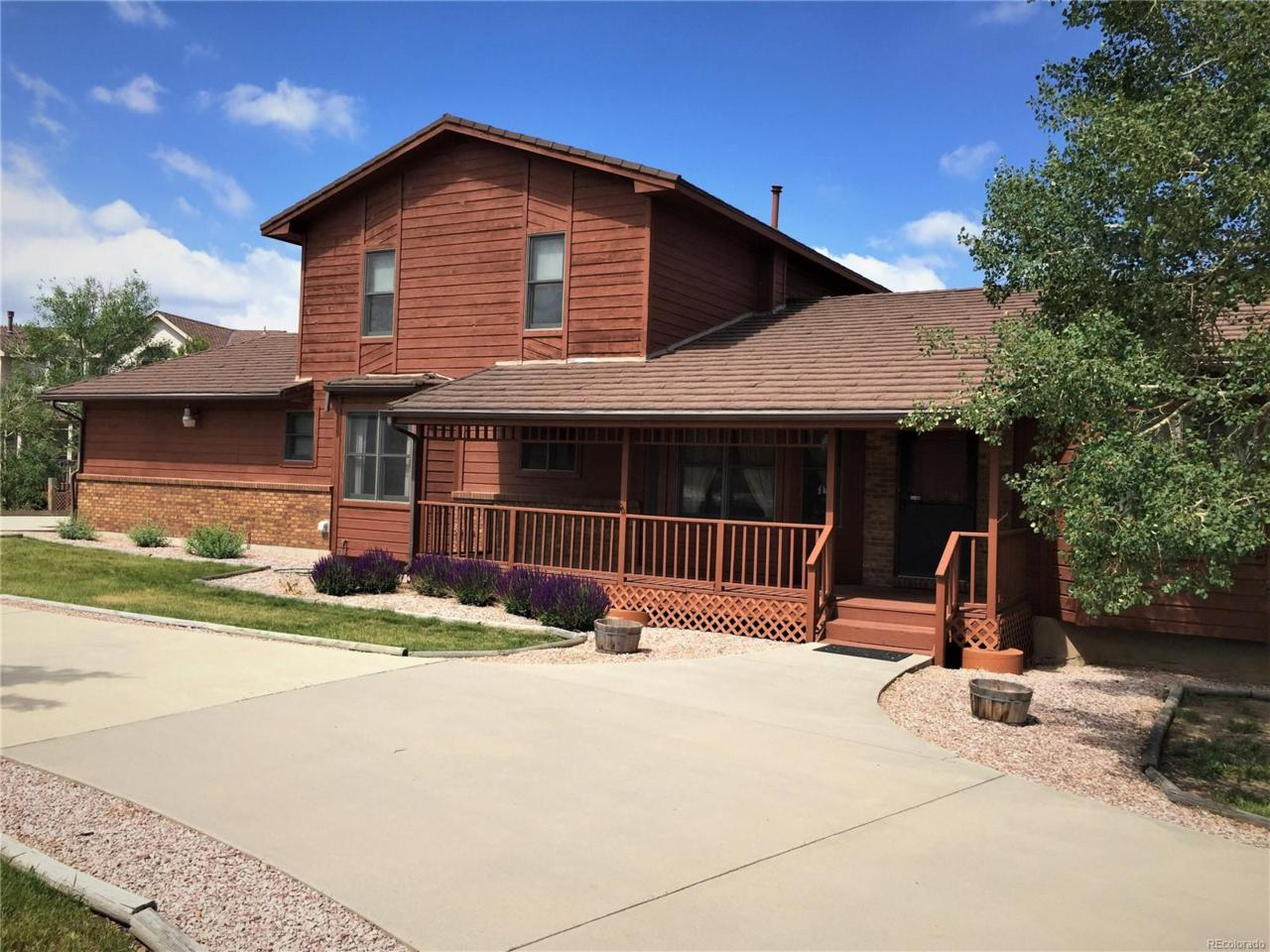 17840 New London Road, Monument, CO 80132 (MLS #1854554) :: 8z Real Estate