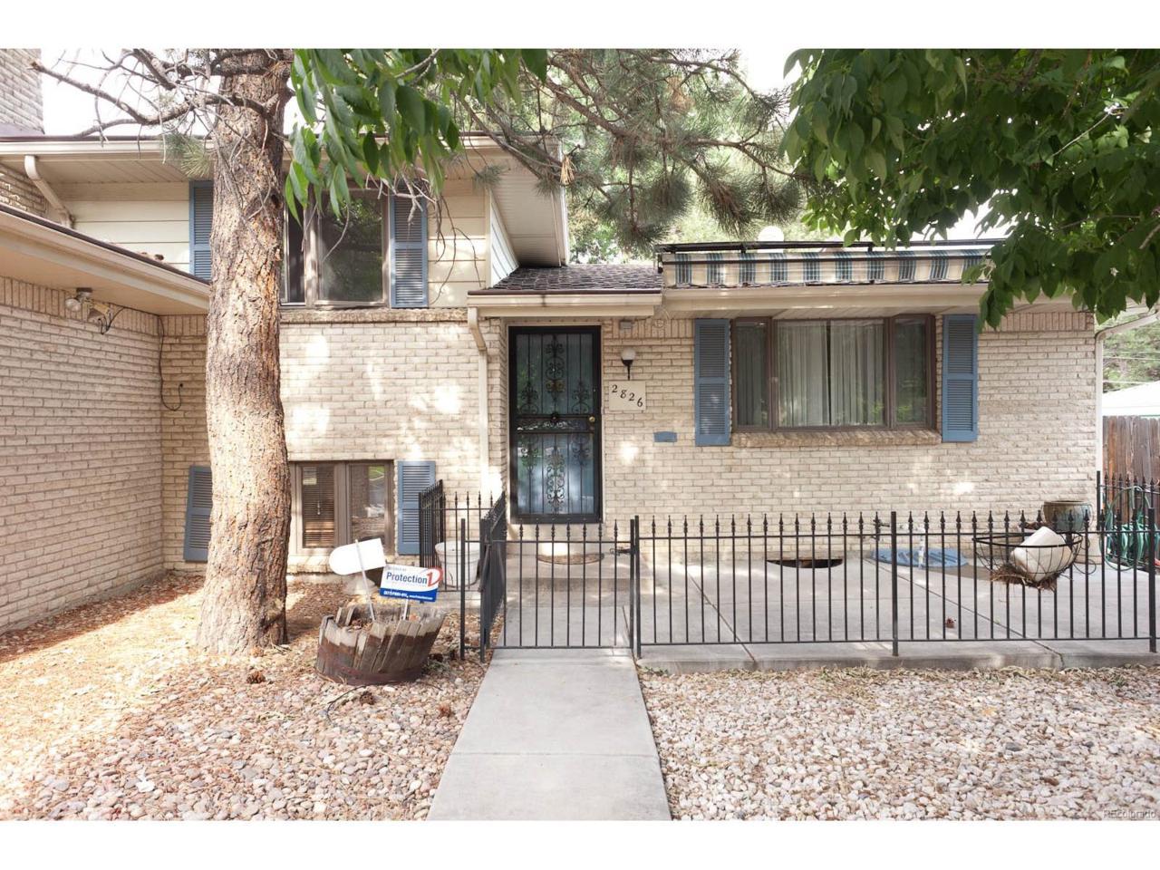 2826 S Lamar Street, Denver, CO 80227 (MLS #1867724) :: 8z Real Estate