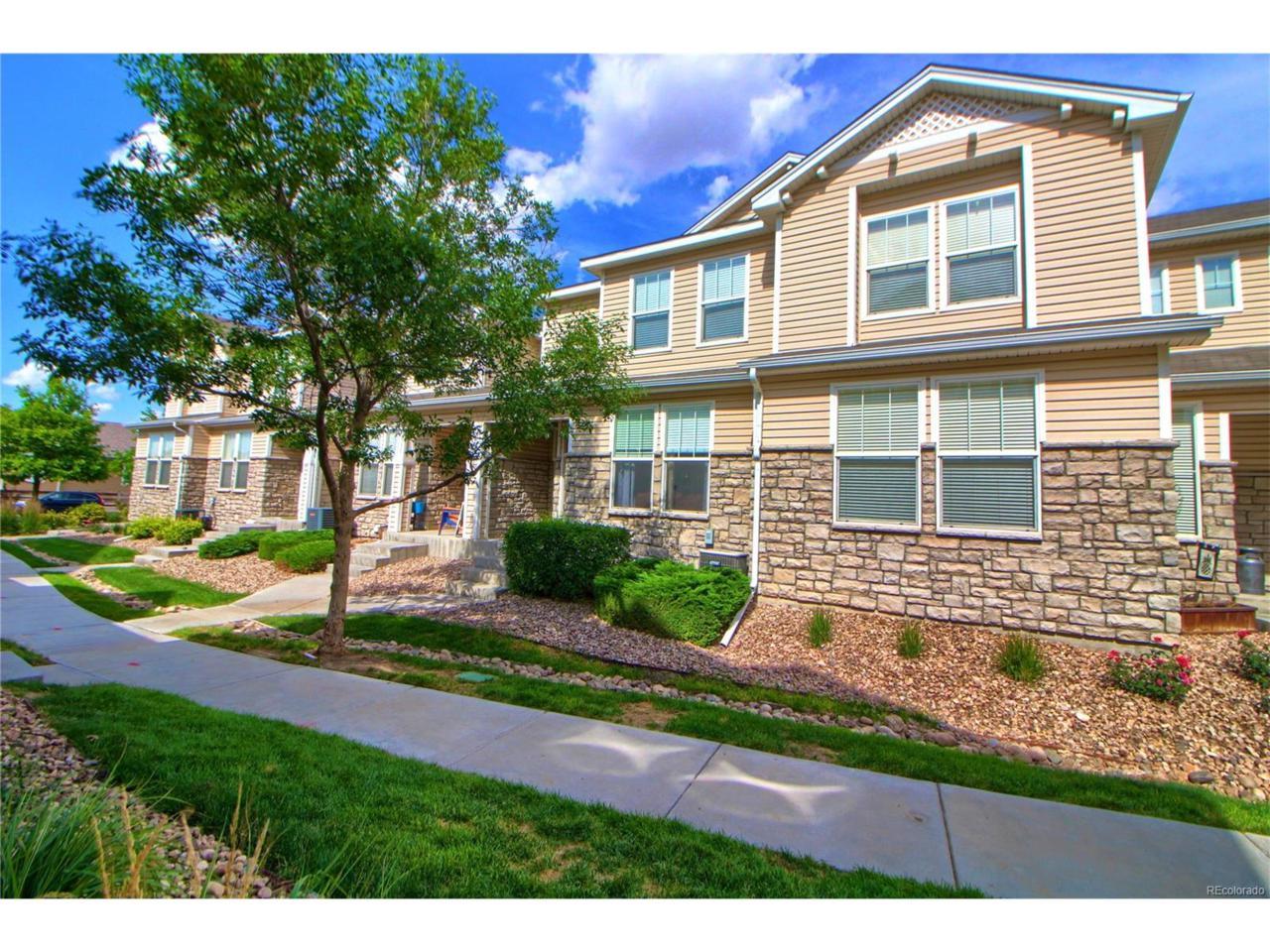 9758 Laredo Street 31D, Commerce City, CO 80022 (MLS #1888020) :: 8z Real Estate