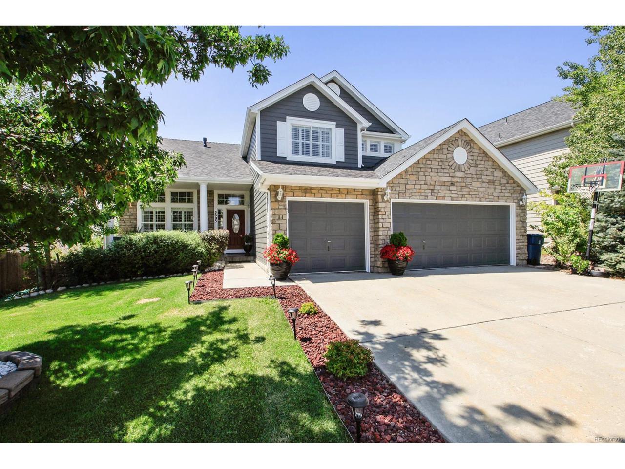 5695 S Shawnee Street, Aurora, CO 80015 (MLS #1896540) :: 8z Real Estate