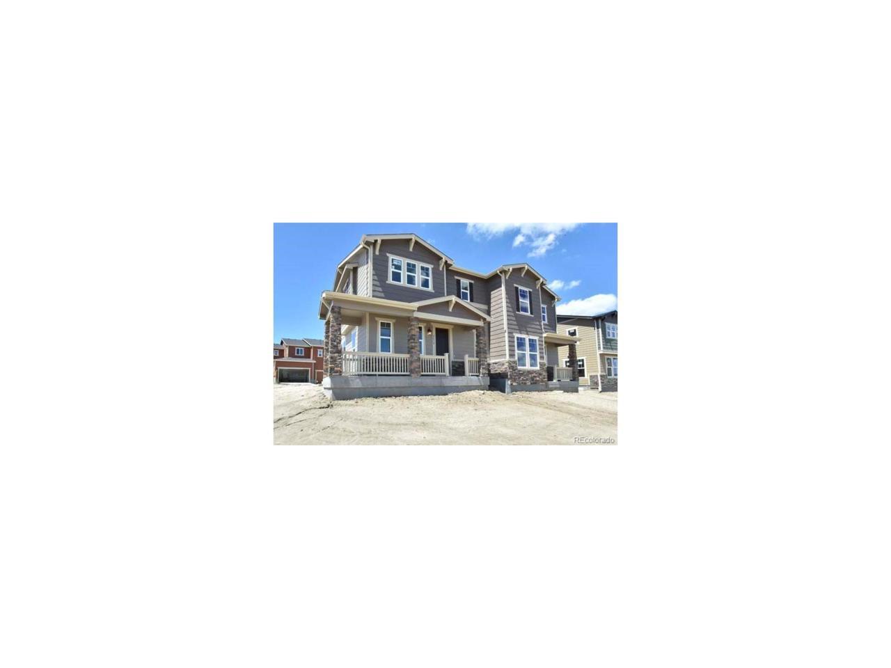 2830 Summer Day Avenue, Castle Rock, CO 80109 (MLS #1927476) :: 8z Real Estate