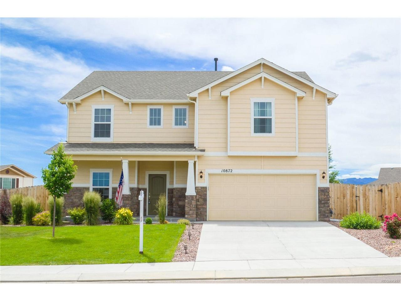 10872 Mcgahan Drive, Fountain, CO 80817 (MLS #1960378) :: 8z Real Estate