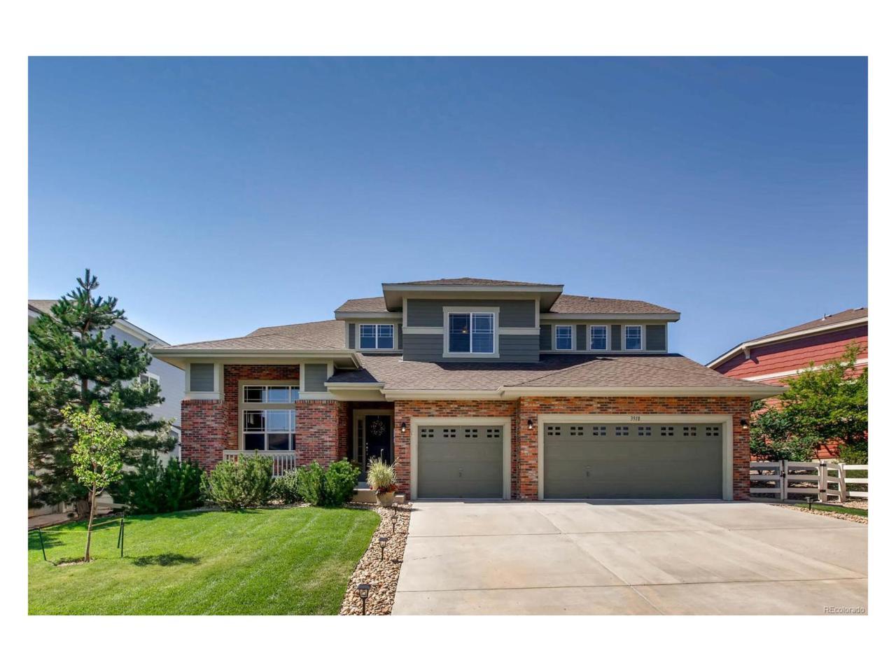 3918 Eagle Tail Lane, Castle Rock, CO 80104 (MLS #1968182) :: 8z Real Estate