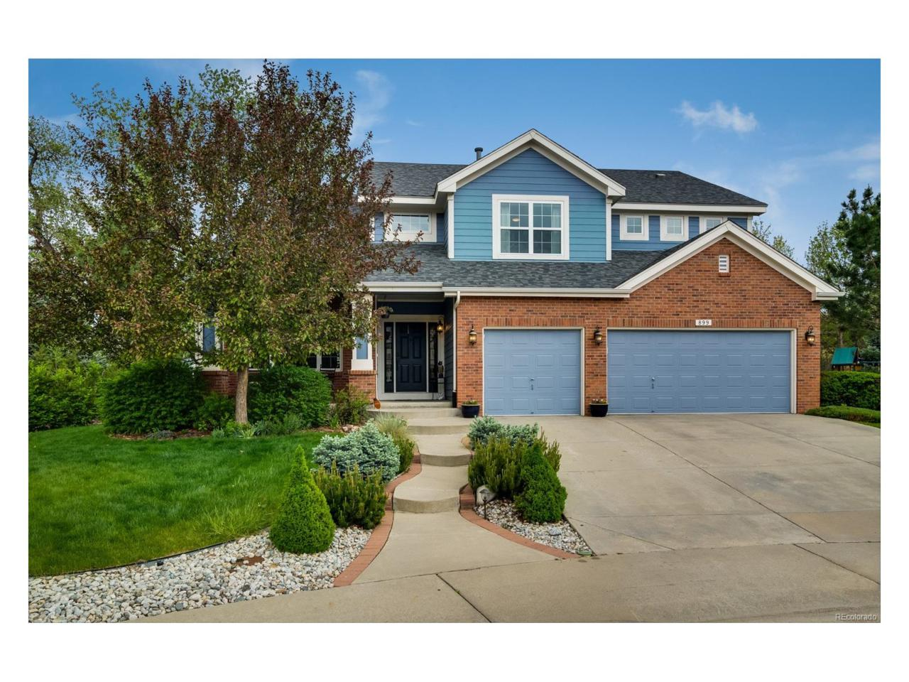 899 Madison Court, Erie, CO 80516 (MLS #2075183) :: 8z Real Estate