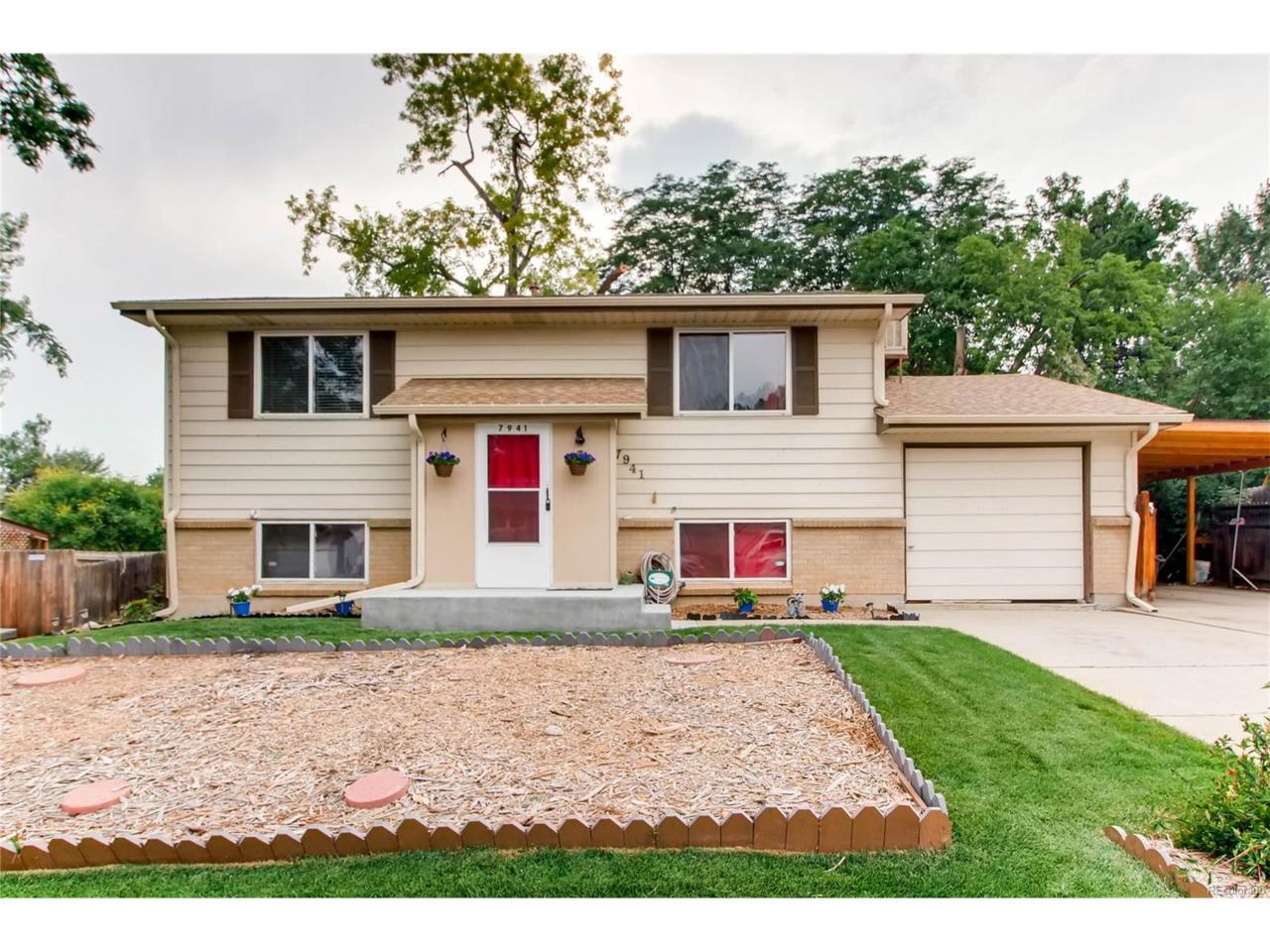 7941 Jay Street, Arvada, CO 80003 (MLS #2077370) :: 8z Real Estate