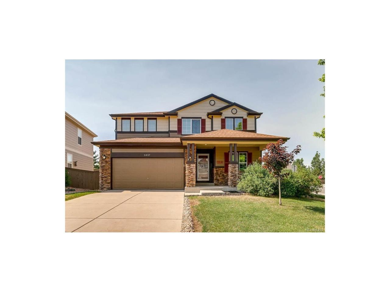 5857 Raleigh Circle, Castle Rock, CO 80104 (MLS #2230350) :: 8z Real Estate