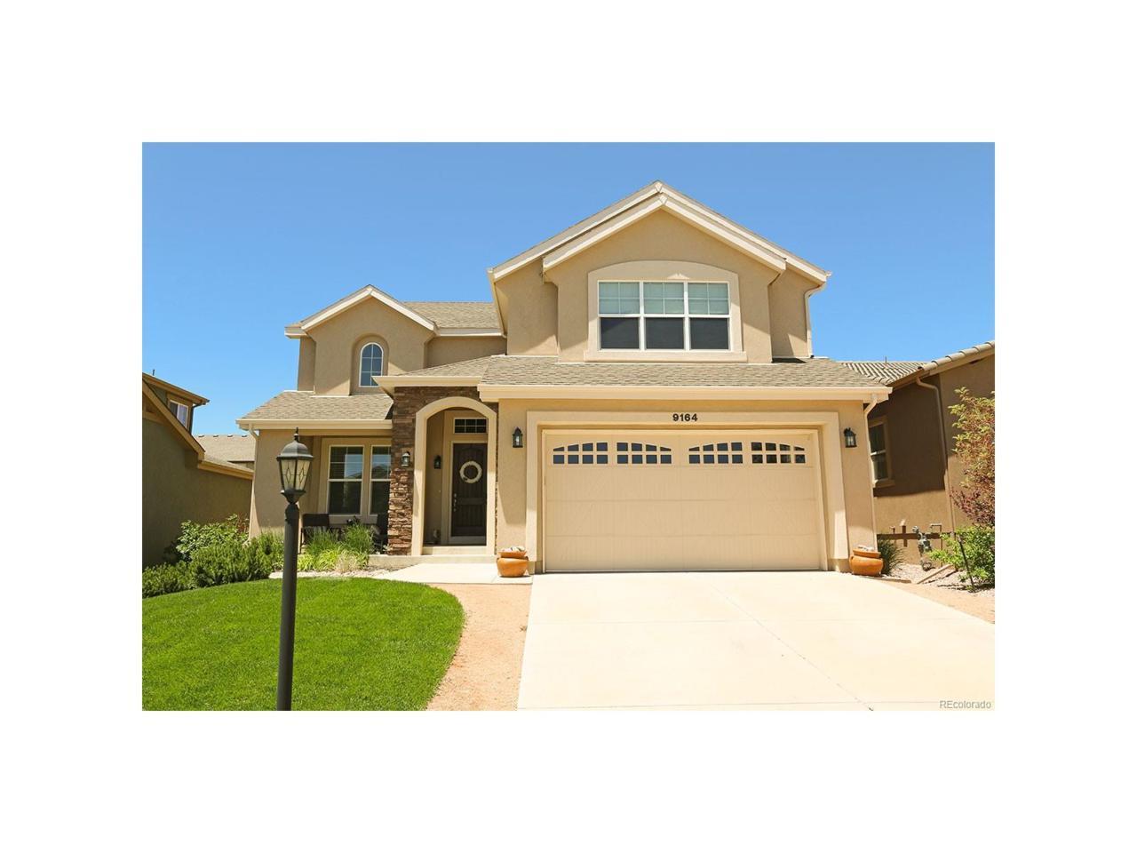 9164 Lizard Rock Trail, Colorado Springs, CO 80924 (MLS #2574896) :: 8z Real Estate