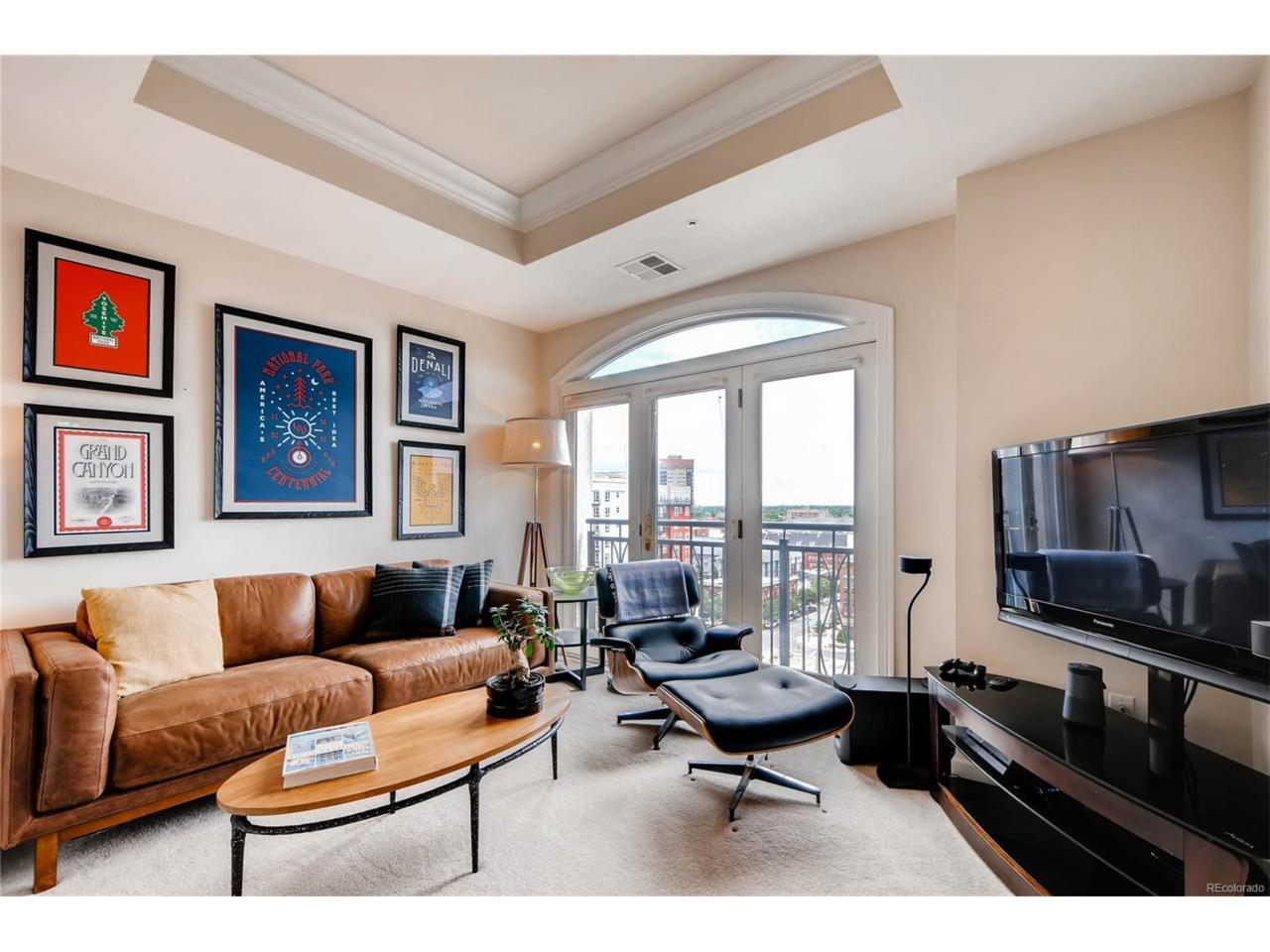 1827 N Grant Street #1104, Denver, CO 80203 (MLS #2634054) :: 8z Real Estate
