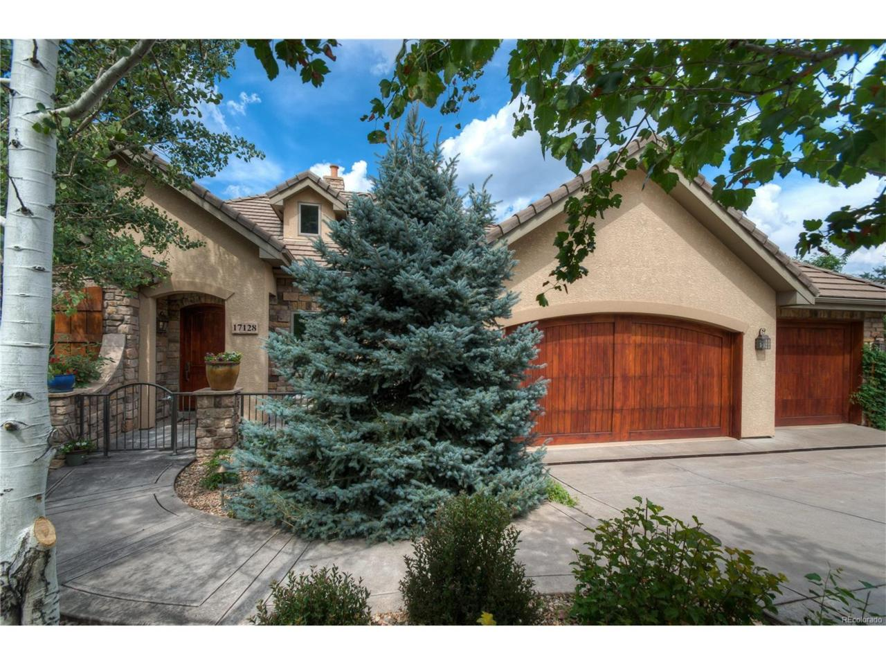 17128 Woodridge Court, Morrison, CO 80465 (MLS #2713665) :: 8z Real Estate