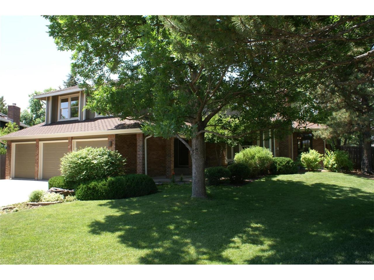 7359 Rochester Court, Castle Pines, CO 80108 (MLS #2717849) :: 8z Real Estate