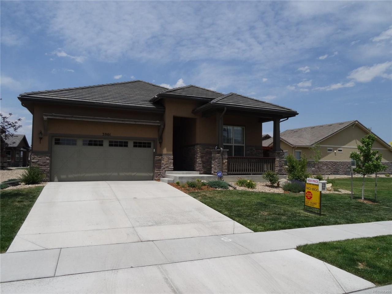 3901 Wild Horse Drive, Broomfield, CO 80023 (MLS #2789741) :: 8z Real Estate