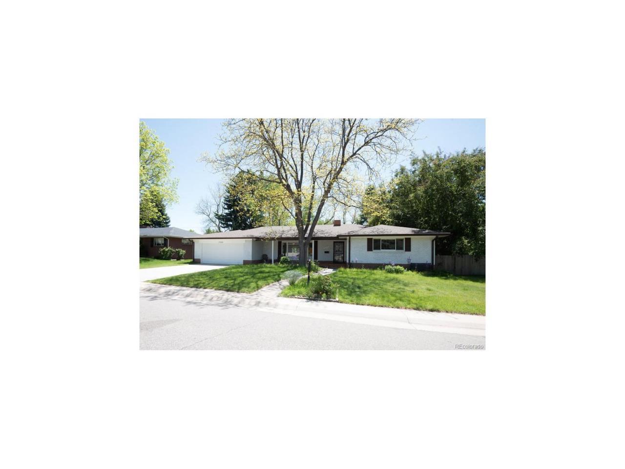 2500 E Flora Place, Denver, CO 80210 (MLS #2805876) :: 8z Real Estate