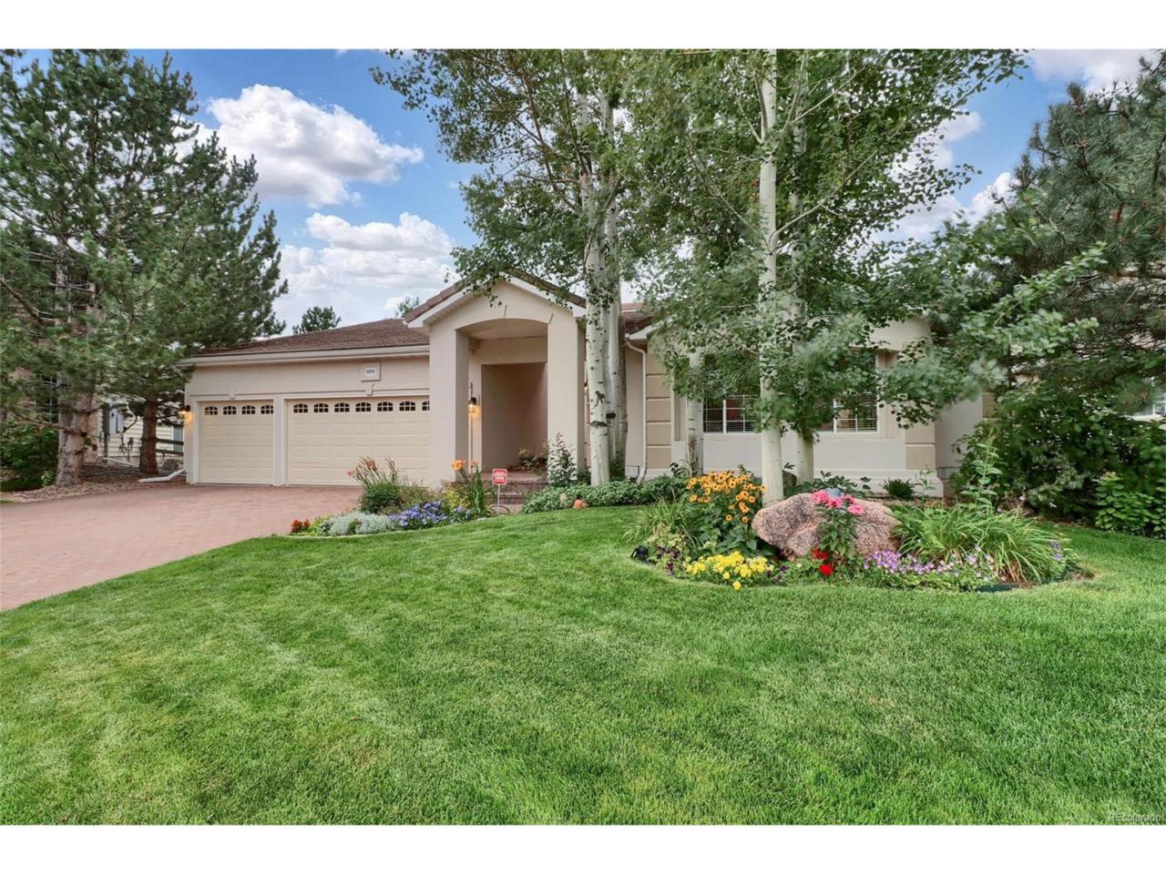 16876 E Weaver Place, Centennial, CO 80016 (MLS #2824638) :: 8z Real Estate