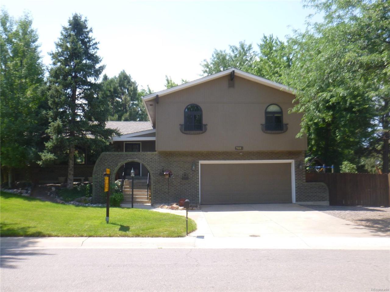7685 S Datura Circle, Littleton, CO 80120 (MLS #2858753) :: 8z Real Estate