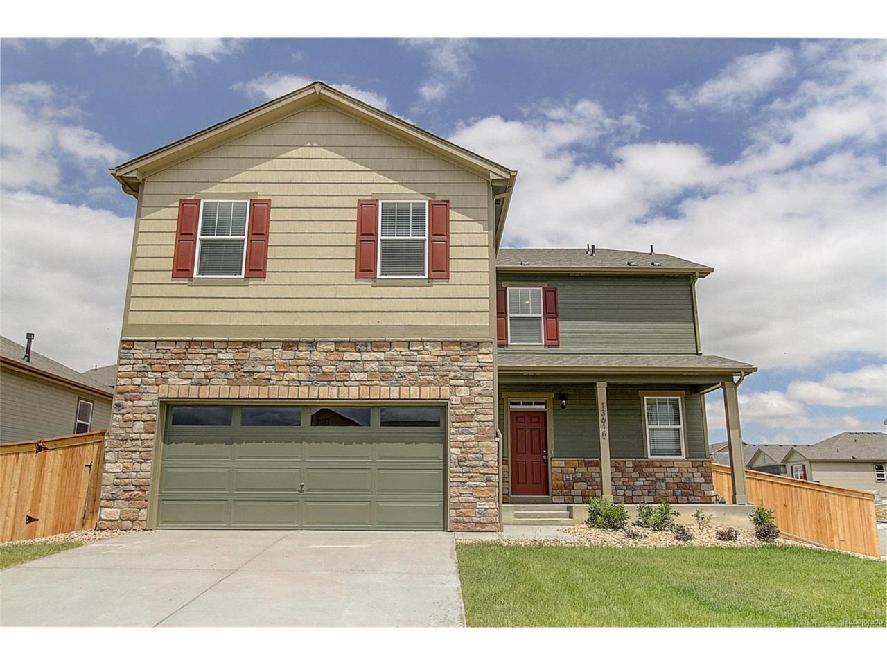 13614 Ulster Street, Thornton, CO 80602 (MLS #3006579) :: 8z Real Estate