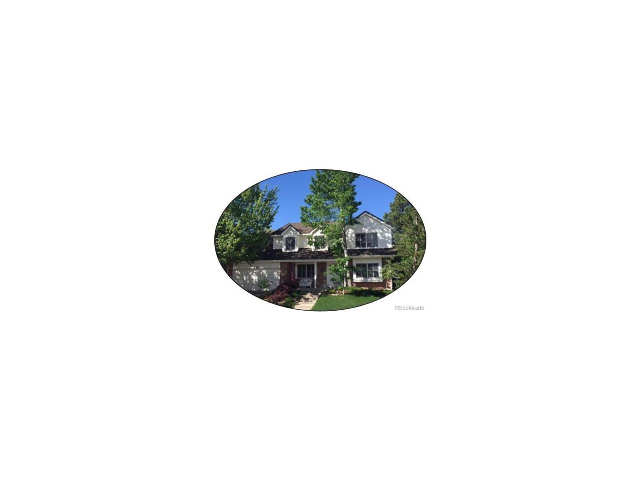 7846 Prairie Circle, Lone Tree, CO 80124 (MLS #3239584) :: 8z Real Estate