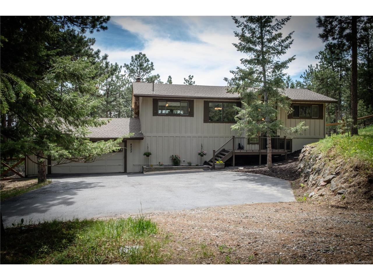 8422 S Ault Lane, Morrison, CO 80465 (MLS #3253008) :: 8z Real Estate