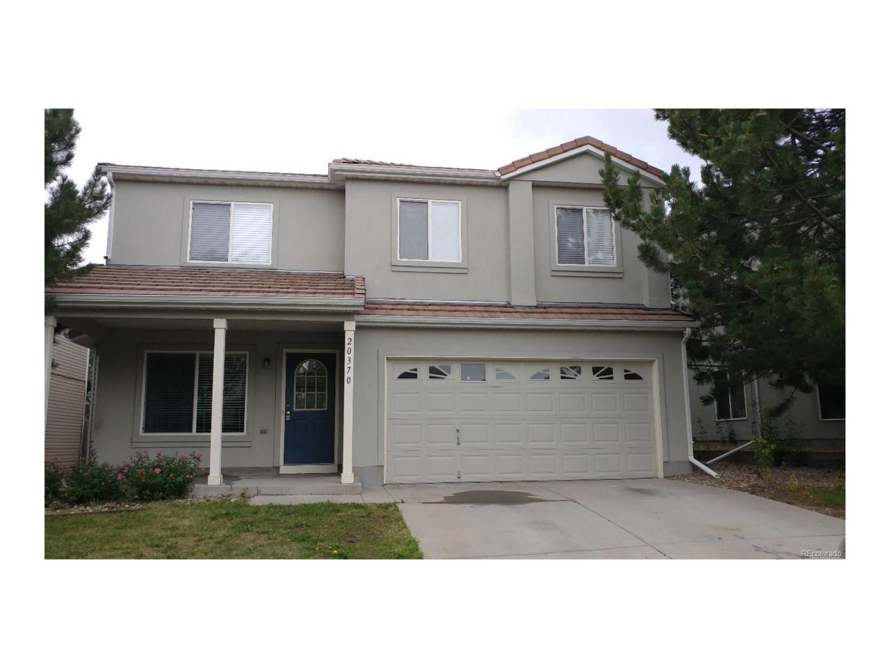 20370 E 48th Place, Denver, CO 80249 (MLS #3456056) :: 8z Real Estate