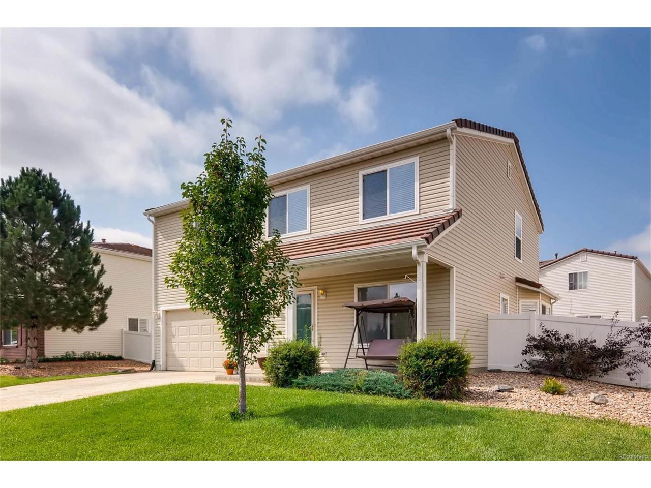 4089 Argonne Street, Denver, CO 80249 (MLS #3668690) :: 8z Real Estate