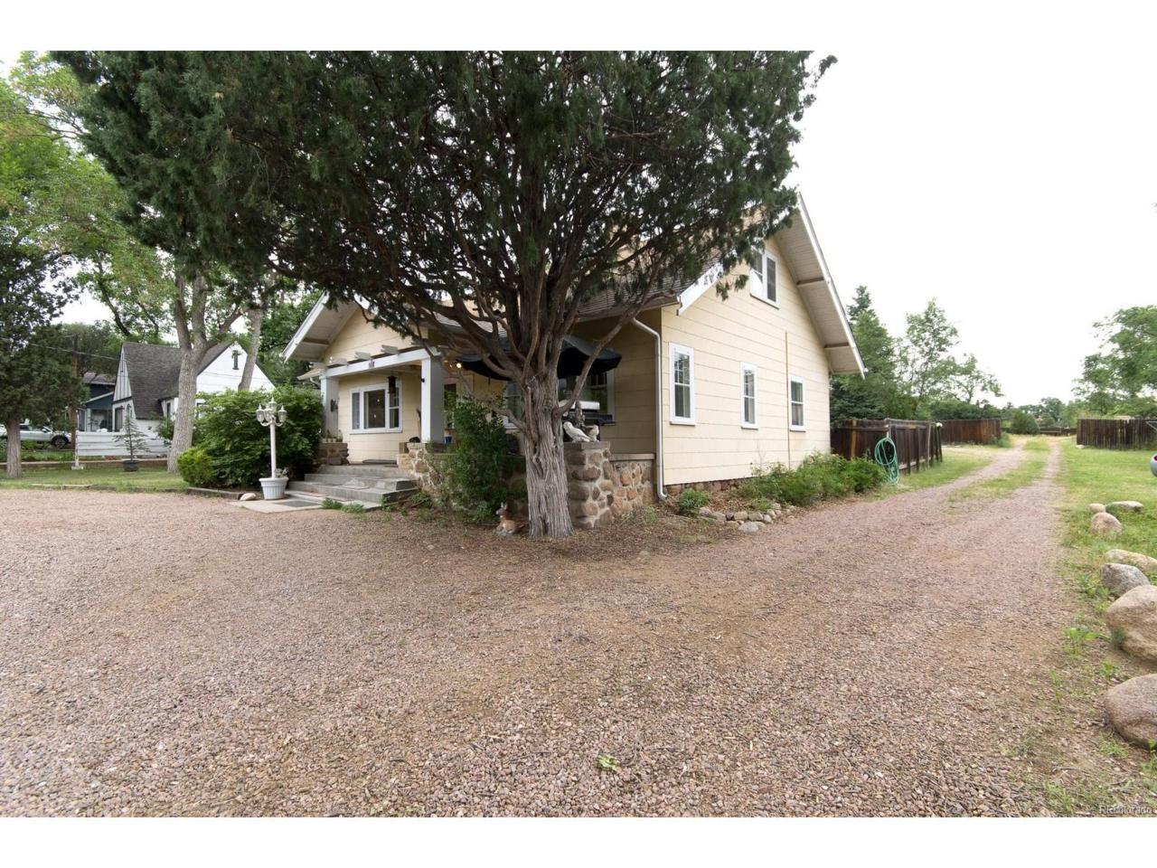 918 Cheyenne Boulevard, Colorado Springs, CO 80905 (MLS #3726060) :: 8z Real Estate
