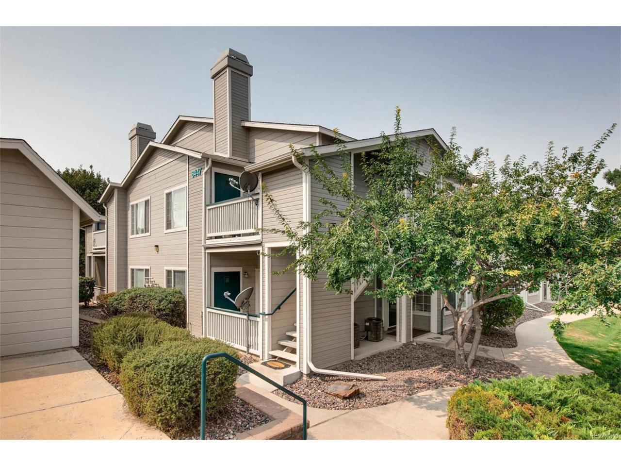 8447 Thunder Ridge Way #104, Highlands Ranch, CO 80126 (MLS #3736359) :: 8z Real Estate
