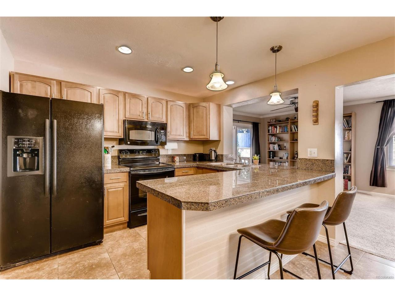 1223 S Pierson Court, Lakewood, CO 80232 (MLS #3948165) :: 8z Real Estate