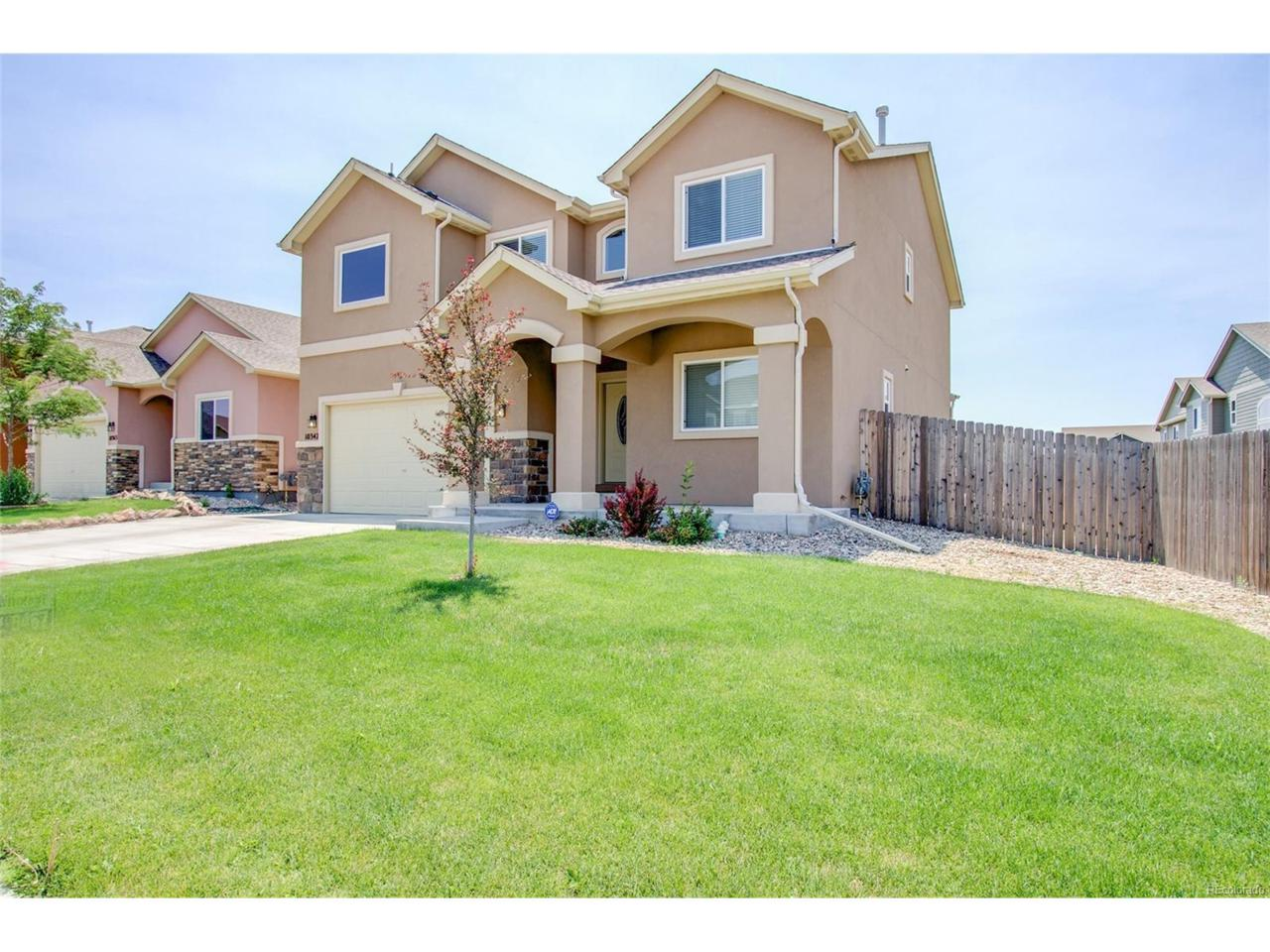 10347 Sentry Post Place, Colorado Springs, CO 80925 (MLS #4103538) :: 8z Real Estate