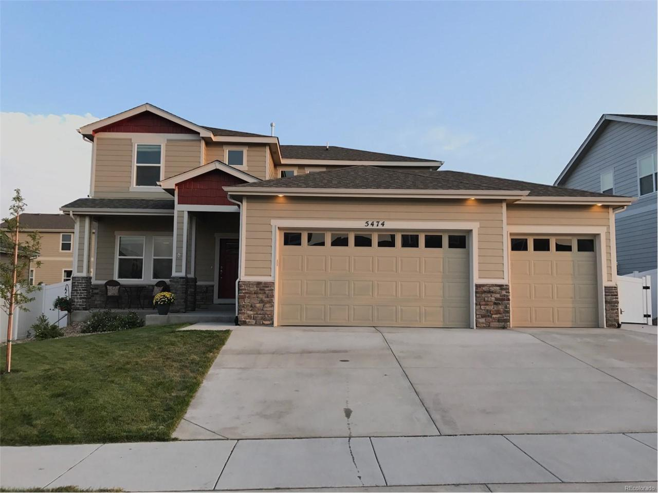 5474 Pinelands Drive, Frederick, CO 80504 (MLS #4134936) :: 8z Real Estate