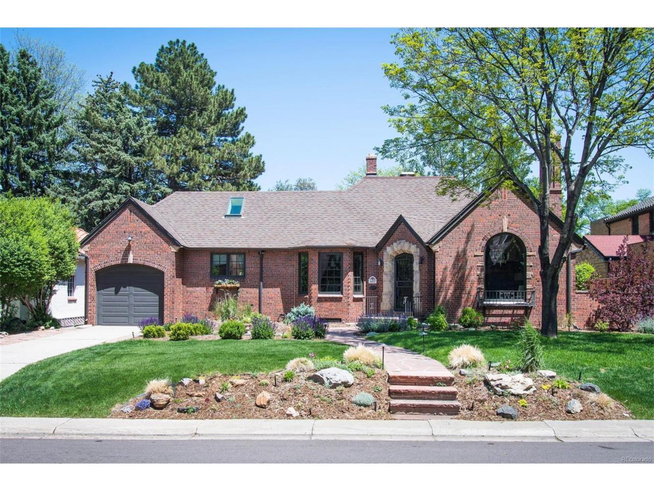 620 Jersey Street, Denver, CO 80220 (MLS #4173556) :: 8z Real Estate