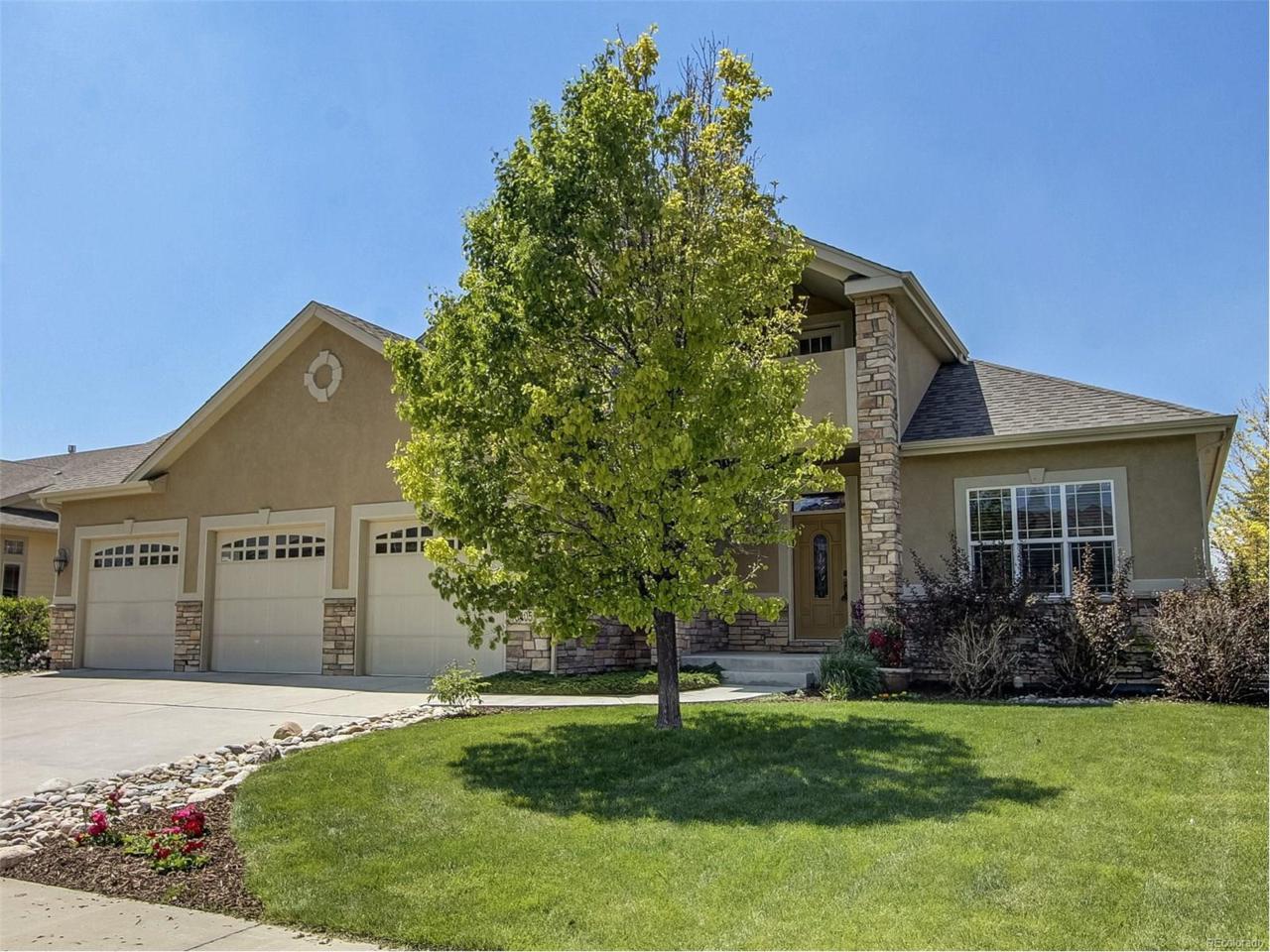 8405 Spinnaker Bay Drive, Windsor, CO 80528 (MLS #4284579) :: 8z Real Estate