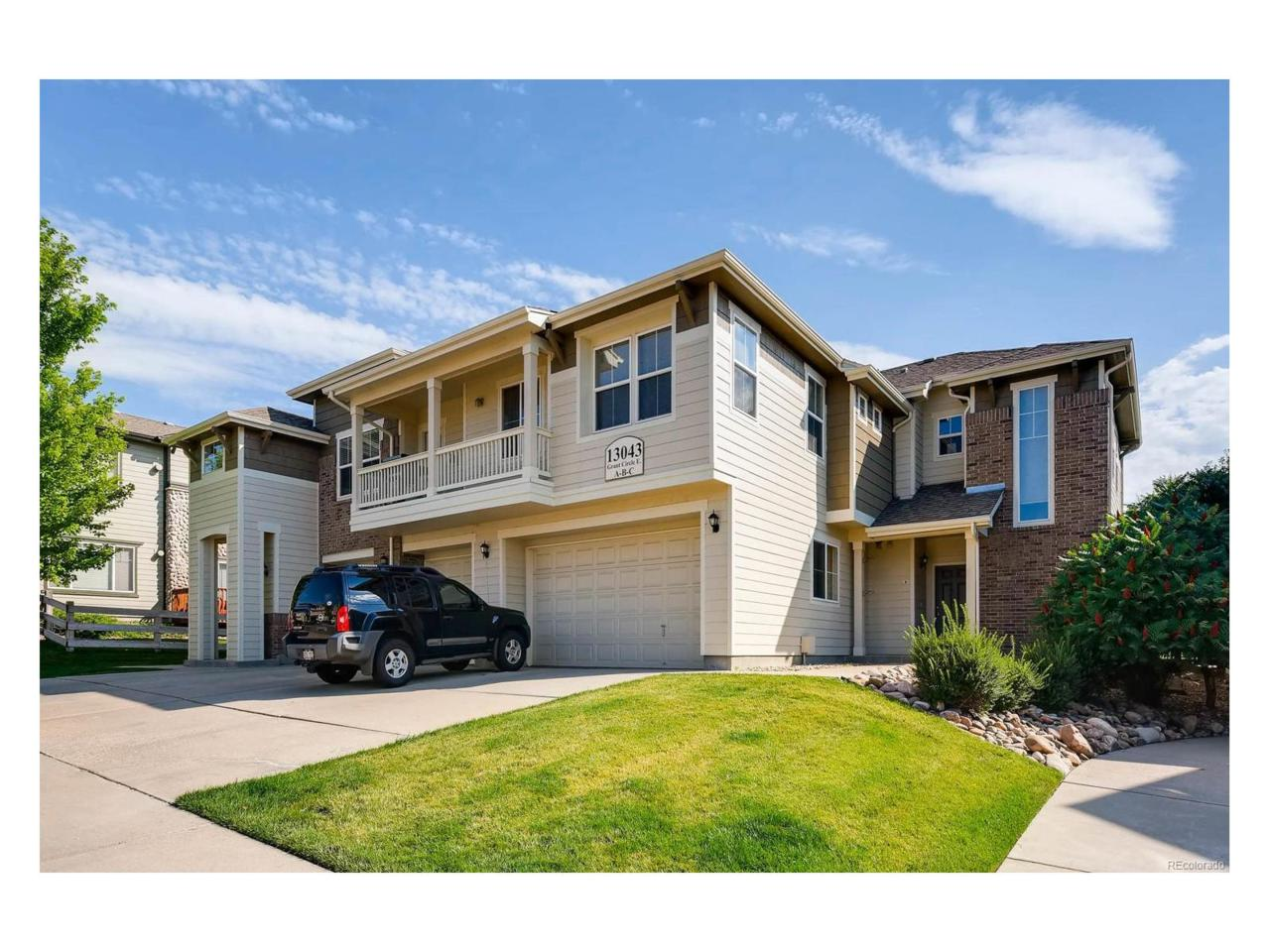 13043 Grant Circle C, Thornton, CO 80241 (MLS #4484976) :: 8z Real Estate