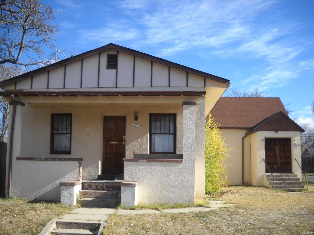 3504 High Street, Denver, CO 80205 (MLS #4554284) :: 8z Real Estate