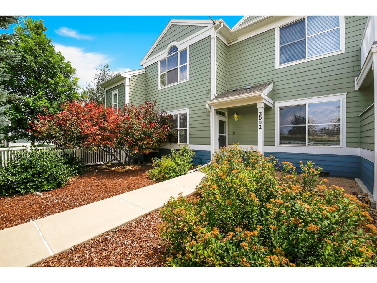635 Gooseberry Drive #2002, Longmont, CO 80503 (MLS #4803072) :: 8z Real Estate