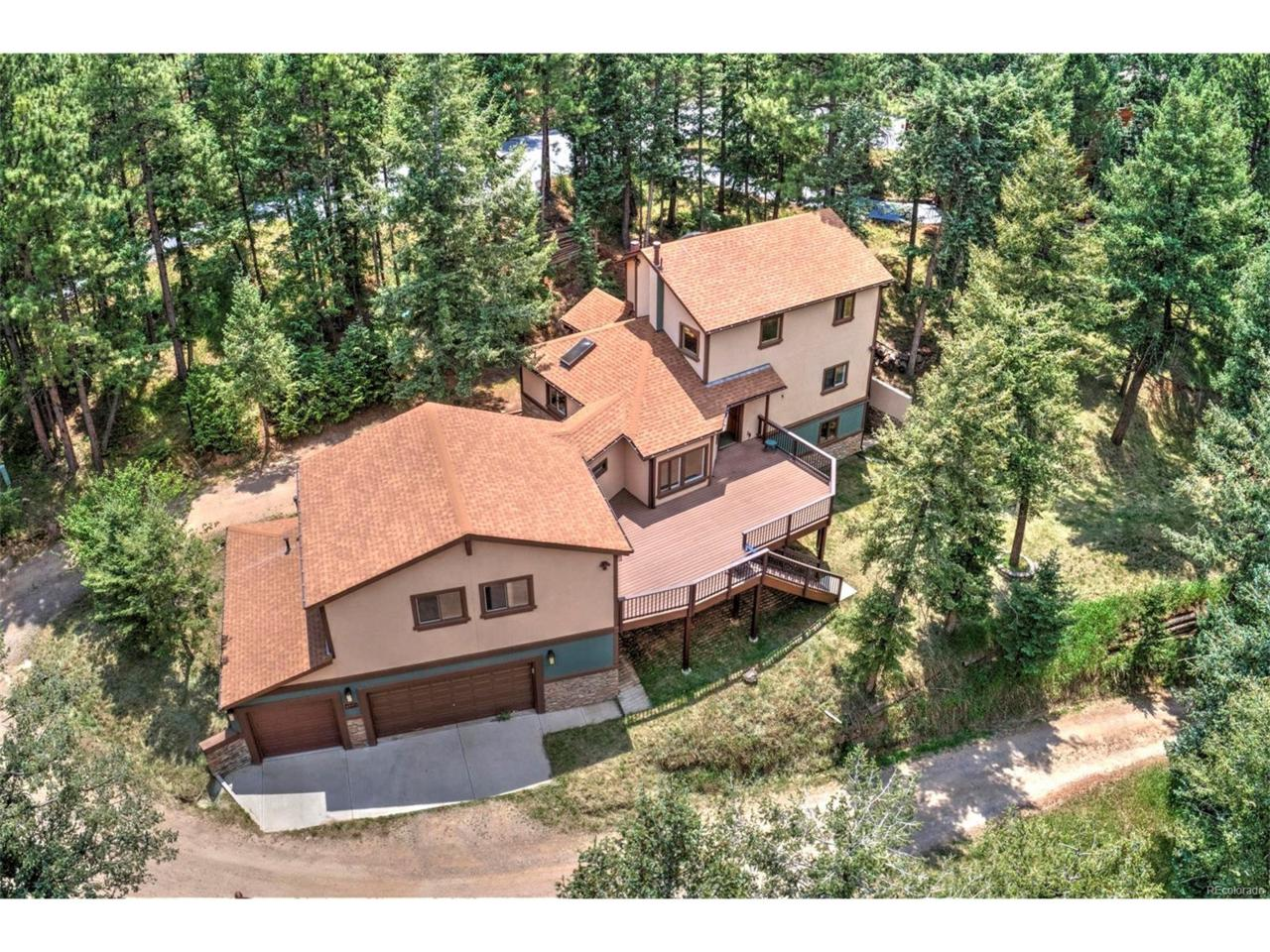 4975 Bonita Park Trail, Evergreen, CO 80439 (MLS #4824450) :: 8z Real Estate