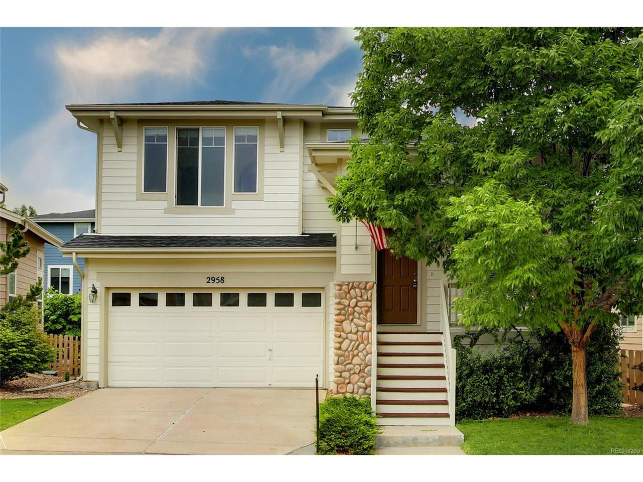 2958 Redhaven Way, Highlands Ranch, CO 80126 (MLS #4830851) :: 8z Real Estate